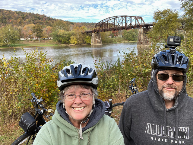 Allegheny River Trail: Belmar to Kennerdell