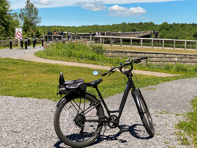 Knox-Kane Rail Trail: Mt. Jewett to Kinzua Bridge State Park